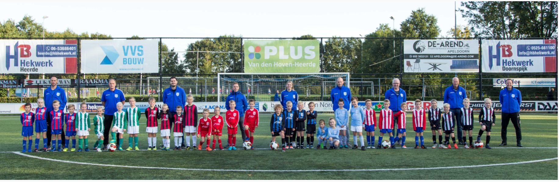 Trainers en begeleiders gezocht voor Veldhuis League4Kidz!