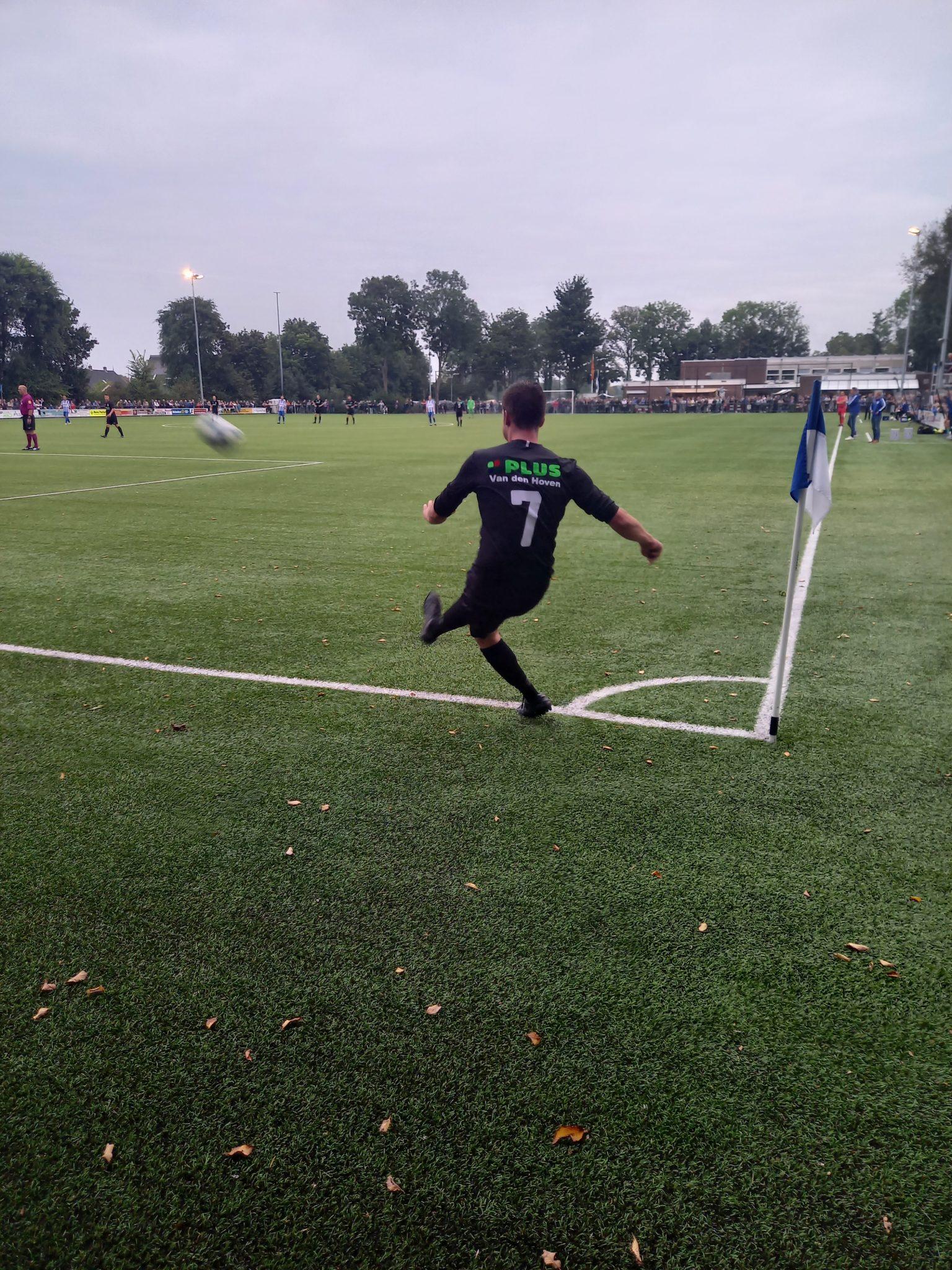 Driepunter voor SEH in derby tegen VEVO!